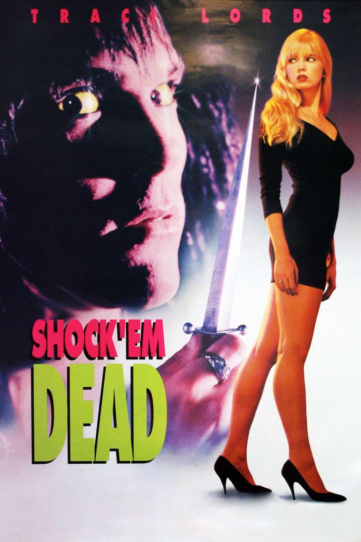 Shock Em Dead movie poster