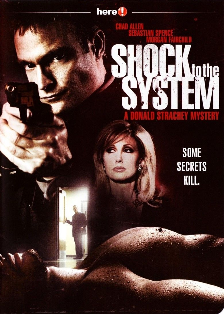 Shock to the System (film) movie poster