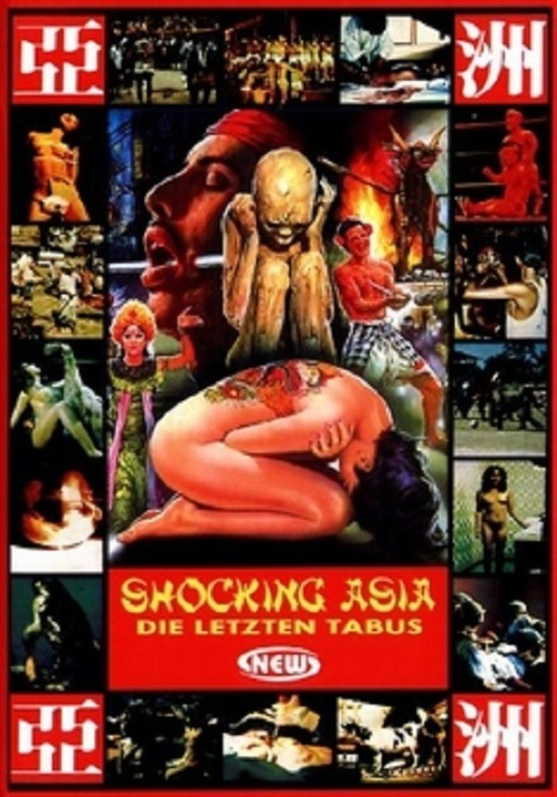 Shocking Asia II: The Last Taboos movie poster