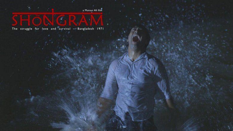 Shongram movie scenes