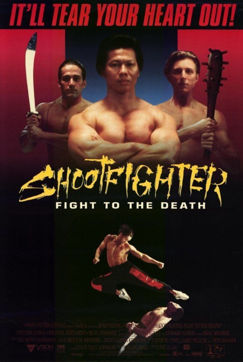Shootfighter: Fight to the Death movie poster