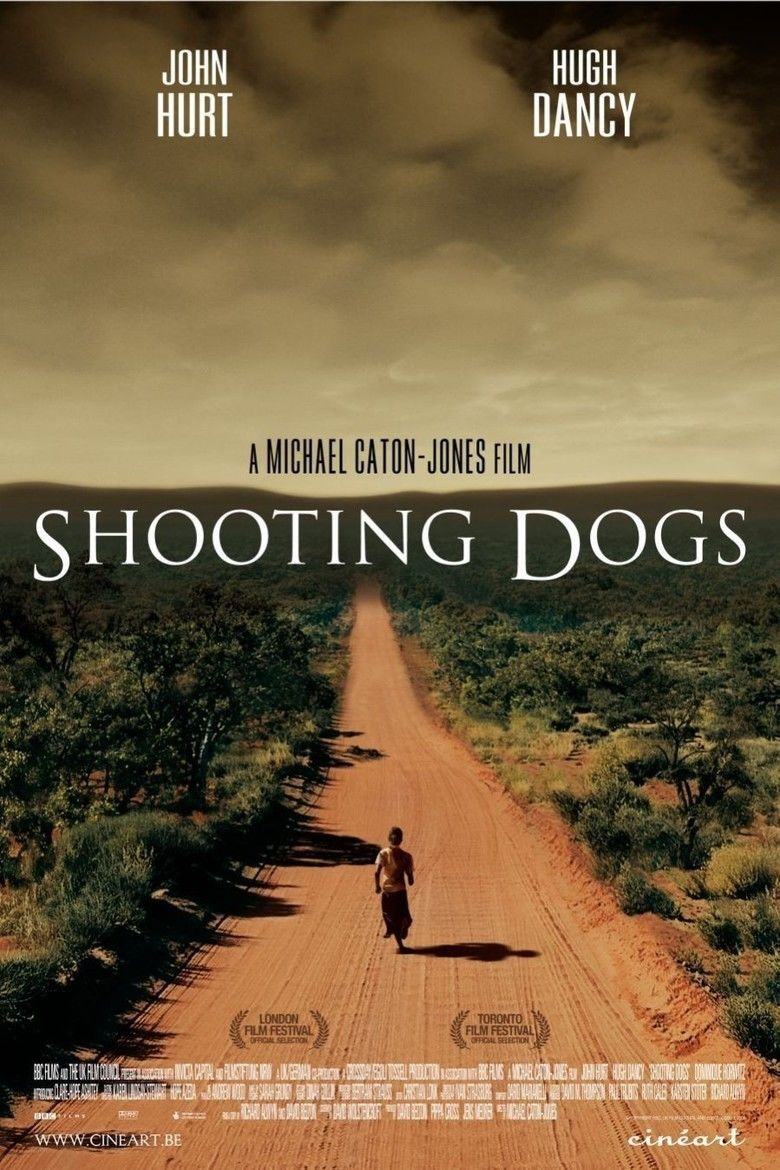 Shooting Dogs movie poster
