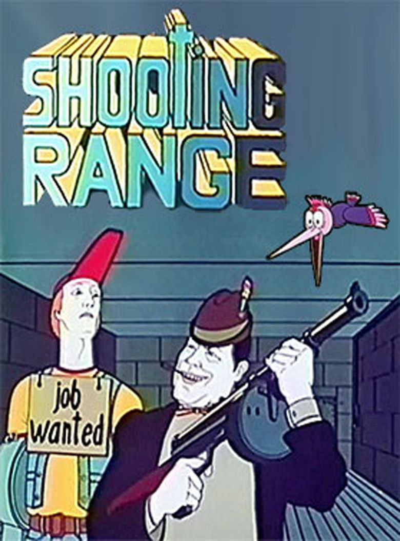 Shooting Range (film) movie poster