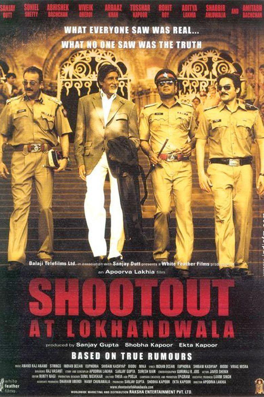Shootout at Lokhandwala movie poster