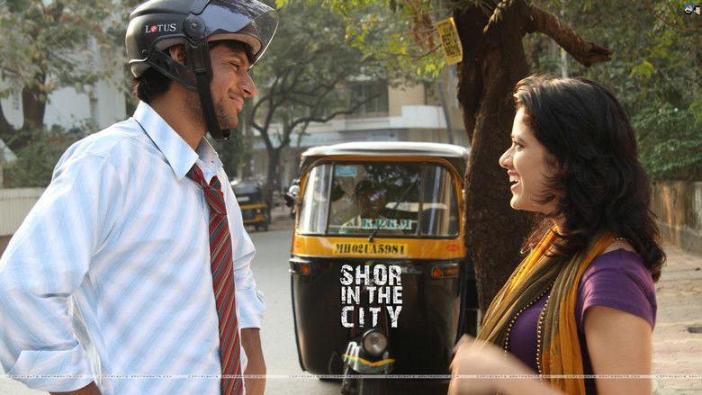 Shor in the City movie scenes