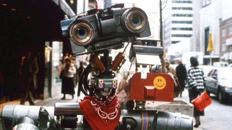 Short Circuit 2 movie scenes