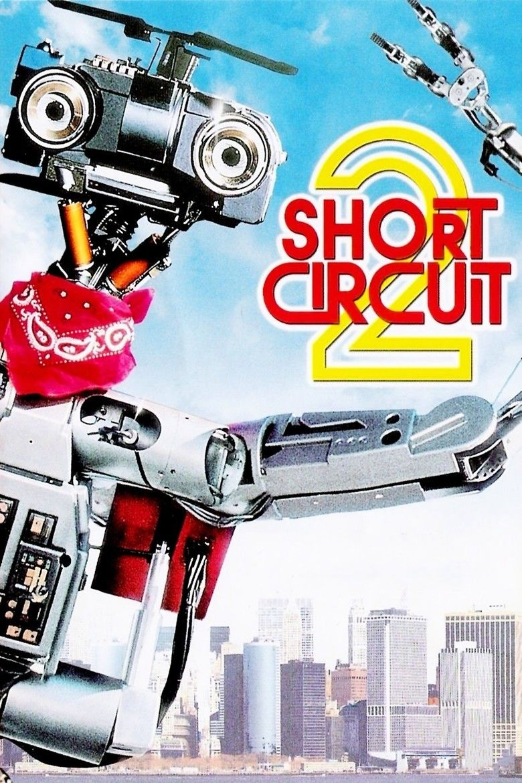 Short Circuit 2 movie poster