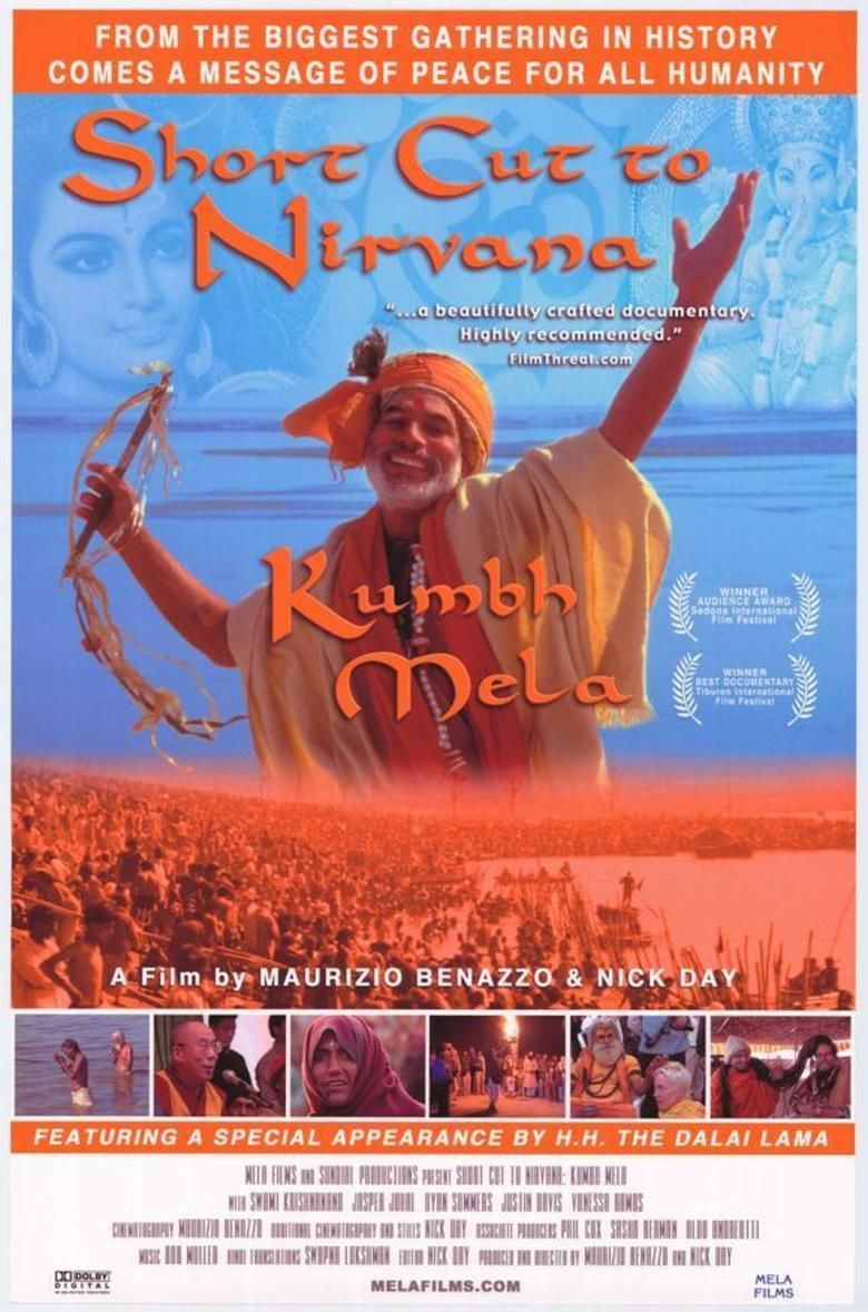 Short Cut to Nirvana: Kumbh Mela movie poster