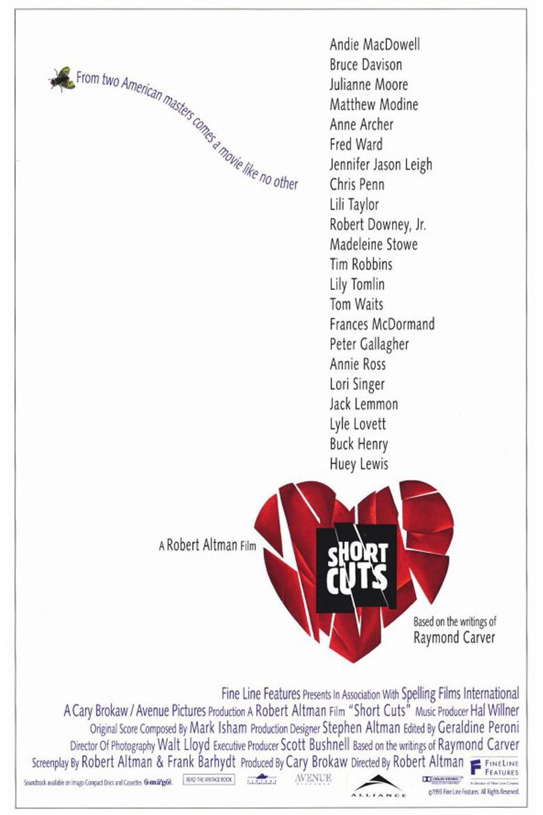 short cuts the social encyclopedia short cuts movie poster