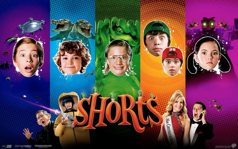 Shorts: The Adventures of the Wishing Rock movie scenes