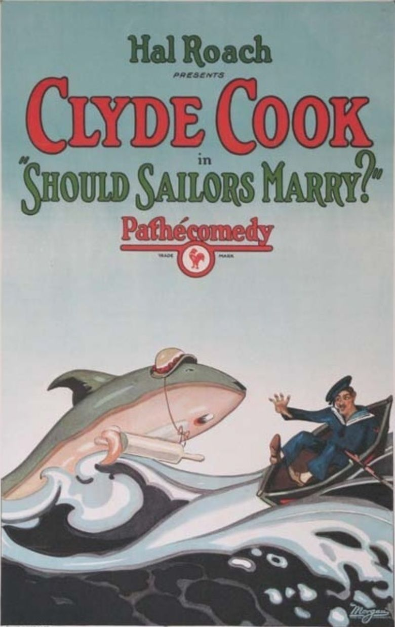 Should Sailors Marry movie poster