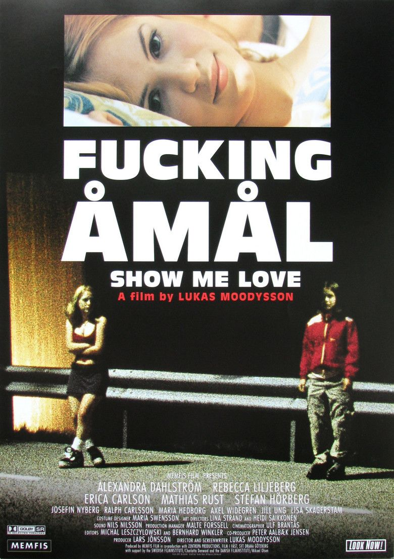Show Me Love (film) movie poster