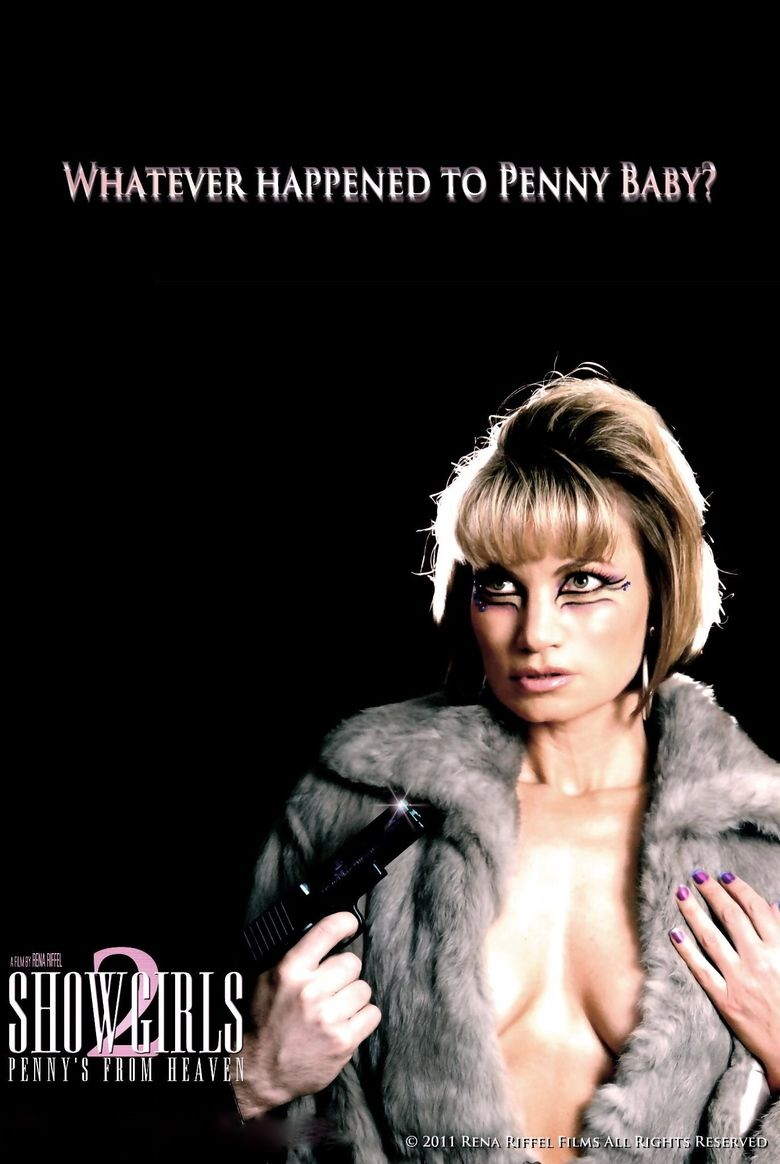 Showgirls 2: Pennys from Heaven movie poster