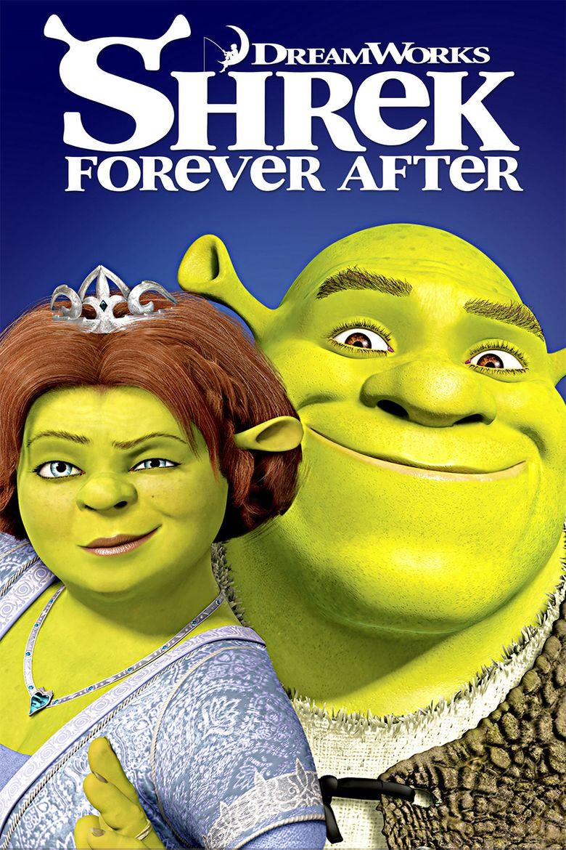 Shrek Forever After movie poster
