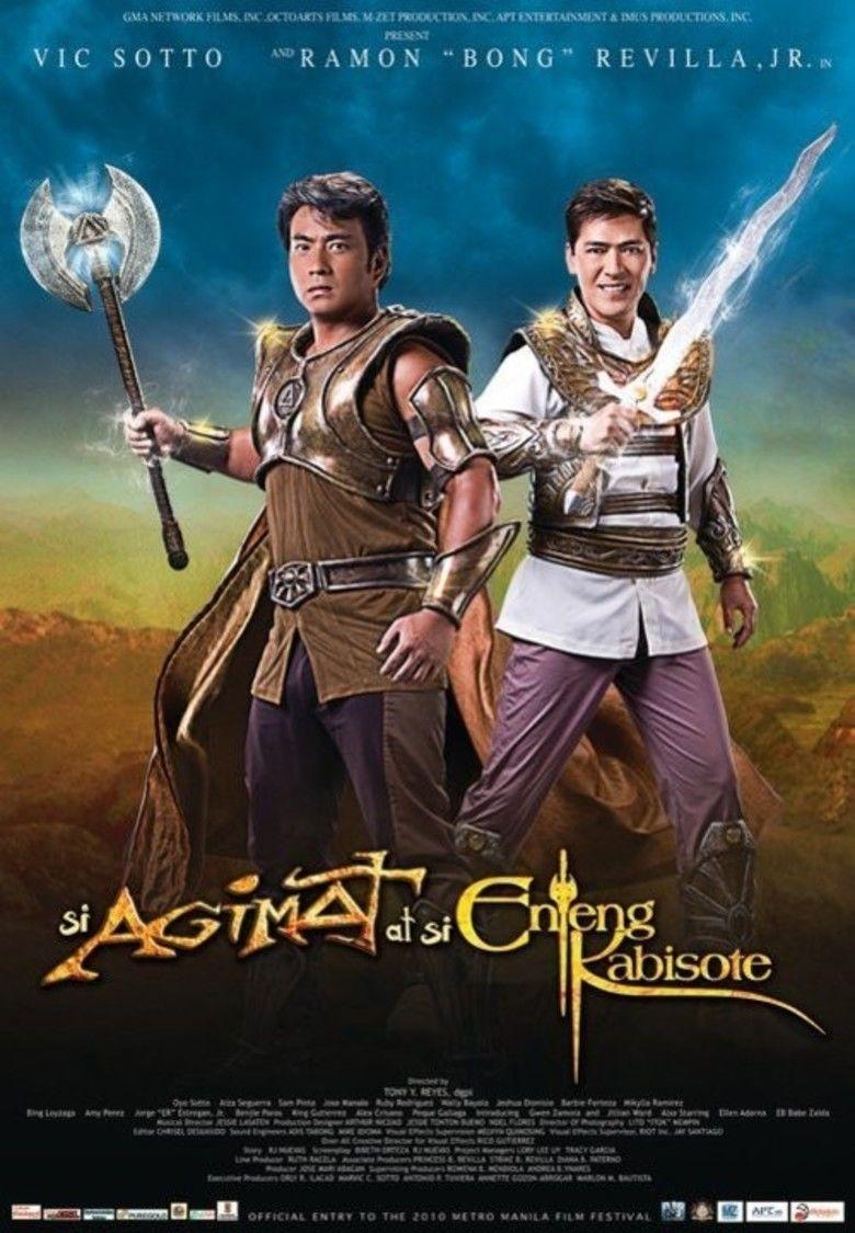 Si Agimat at si Enteng Kabisote movie poster