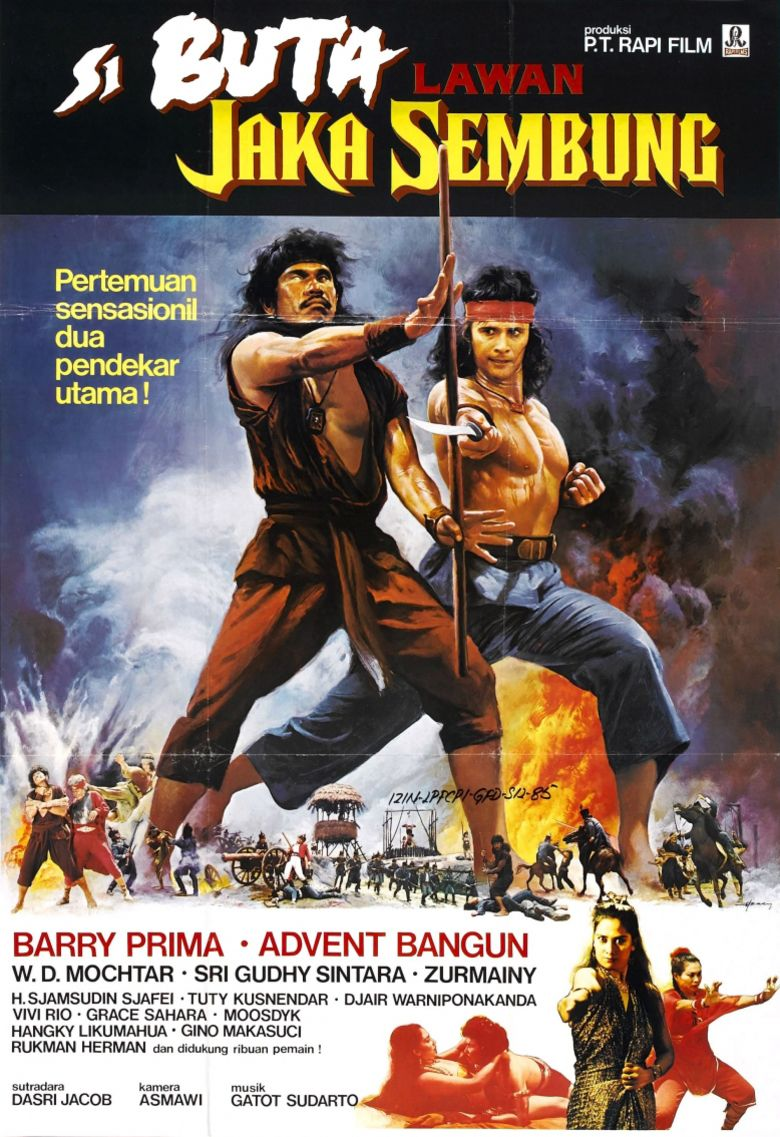 Si Buta Lawan Jaka Sembung movie poster
