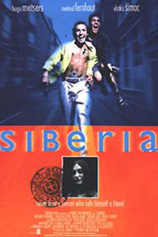 Siberia (film) movie poster