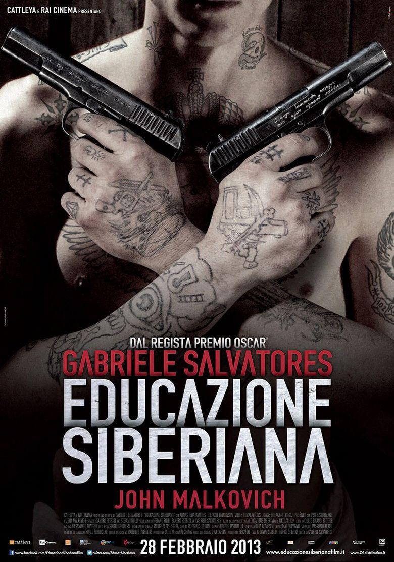Siberian Education movie poster
