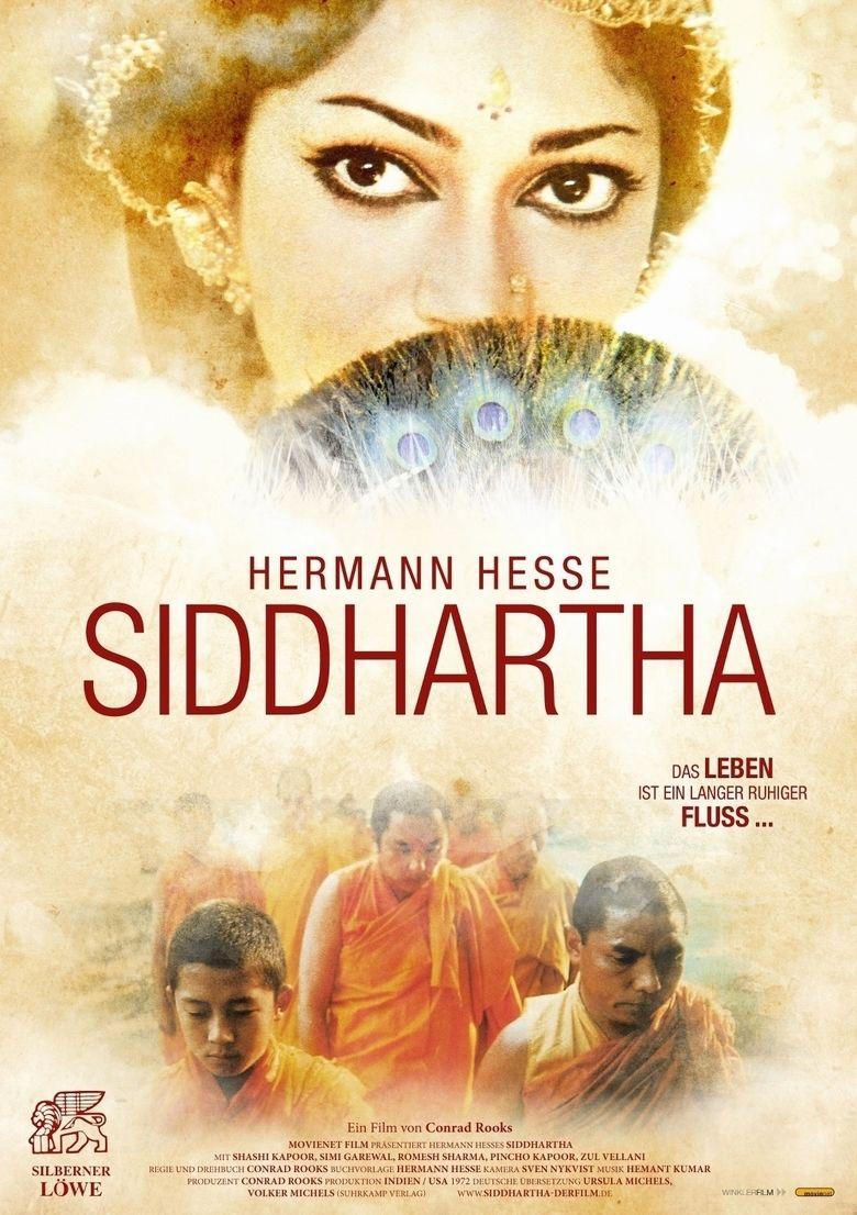 Siddhartha (1972 film) movie poster