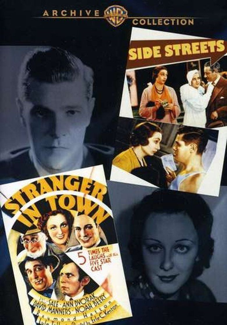 Side Streets (1934 film) movie poster