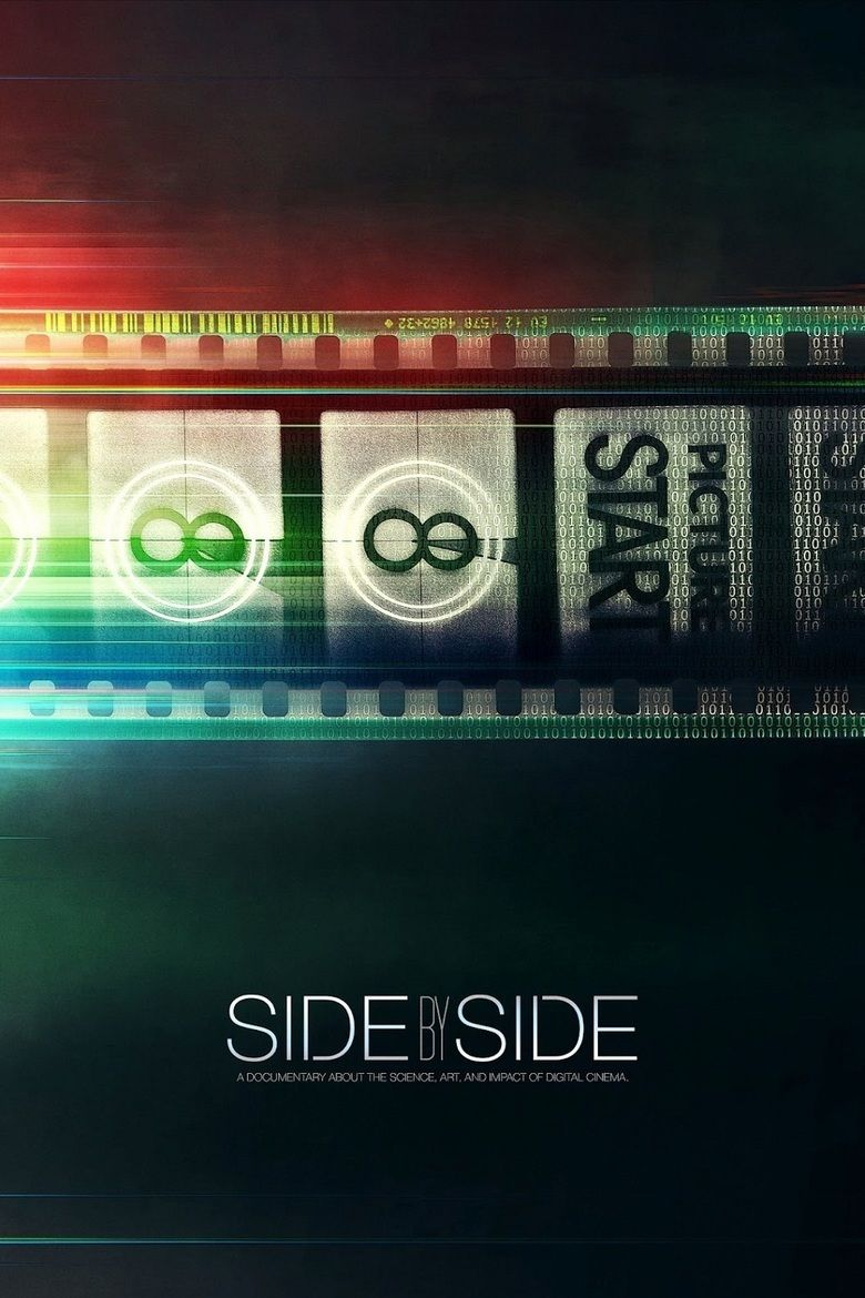 Side by Side (2012 film) movie poster
