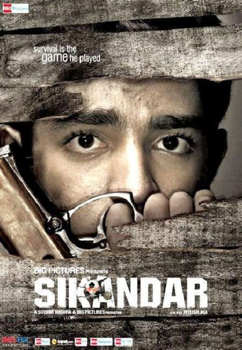 Sikandar (2009 film) movie poster