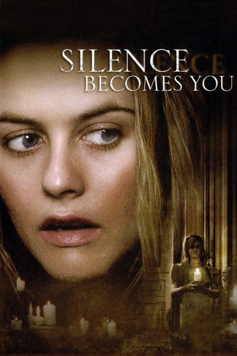 Silence Becomes You movie poster