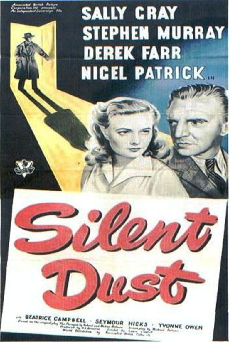 Silent Dust movie poster