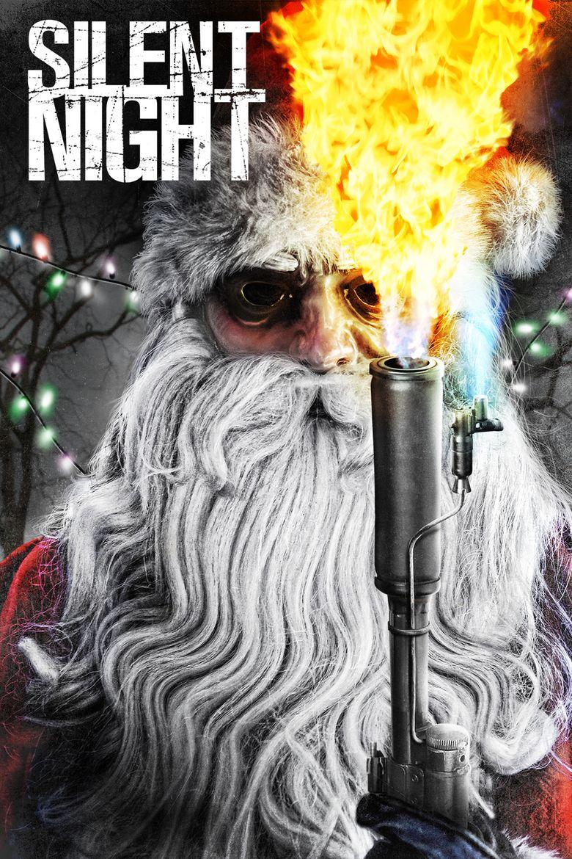 Silent Night (2012 film) movie poster