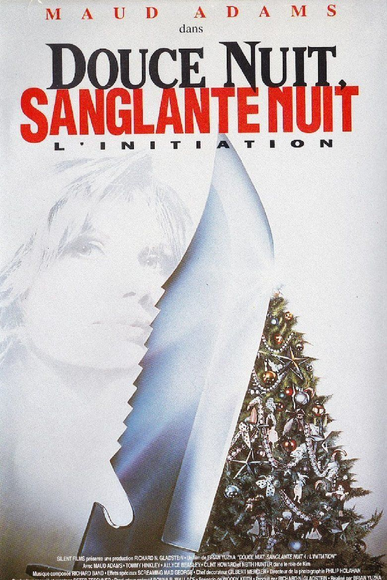 Silent Night, Deadly Night 4: Initiation movie poster