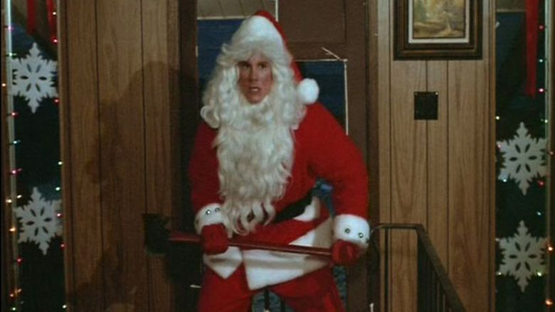 Silent Night, Deadly Night movie scenes