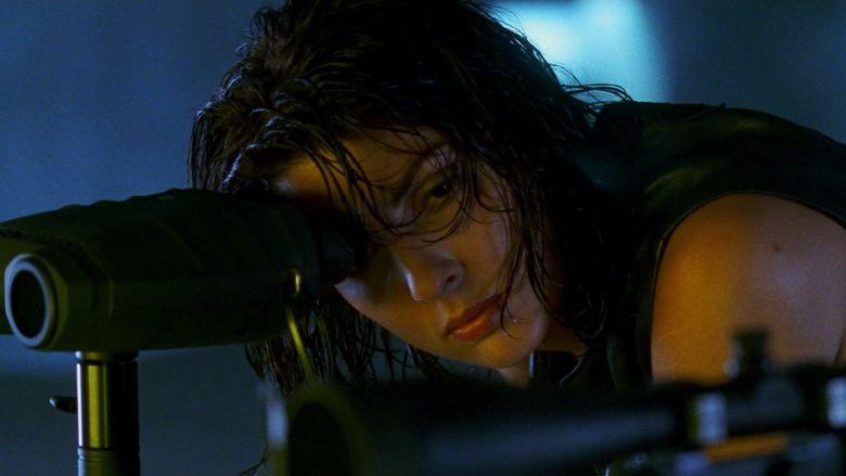 Silent Trigger movie scenes