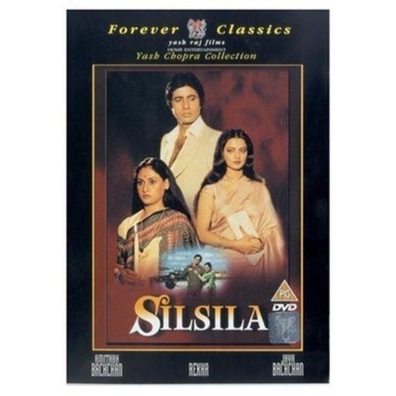 Silsila (film) movie poster