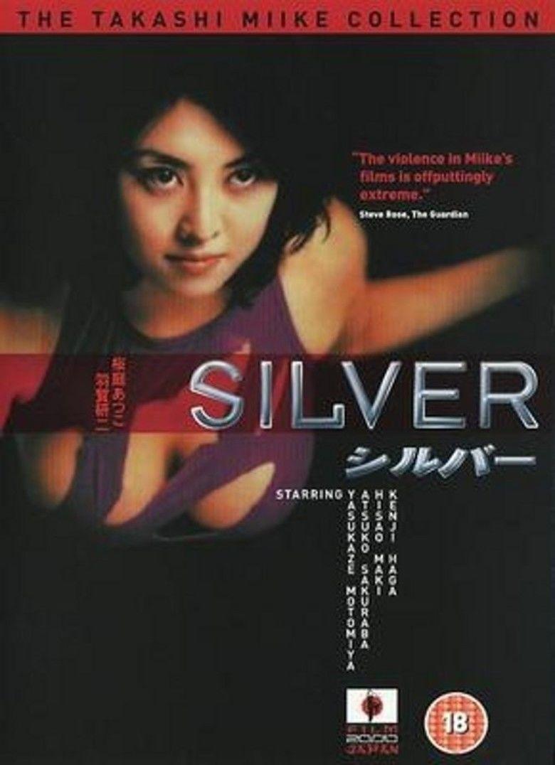 Silver (film) movie poster