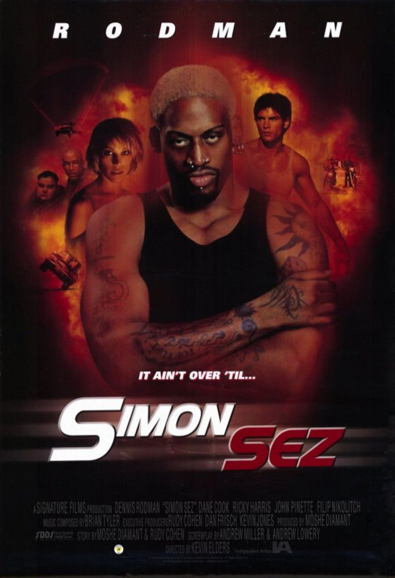 Simon Sez movie poster