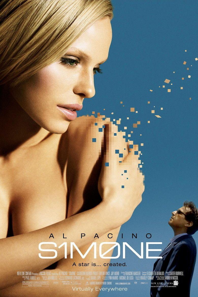 Simone (2002 film) movie poster