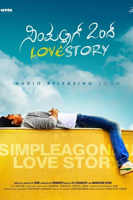 Simple Agi Ondh Love Story movie poster