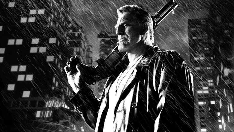 Sin City: A Dame to Kill For movie scenes