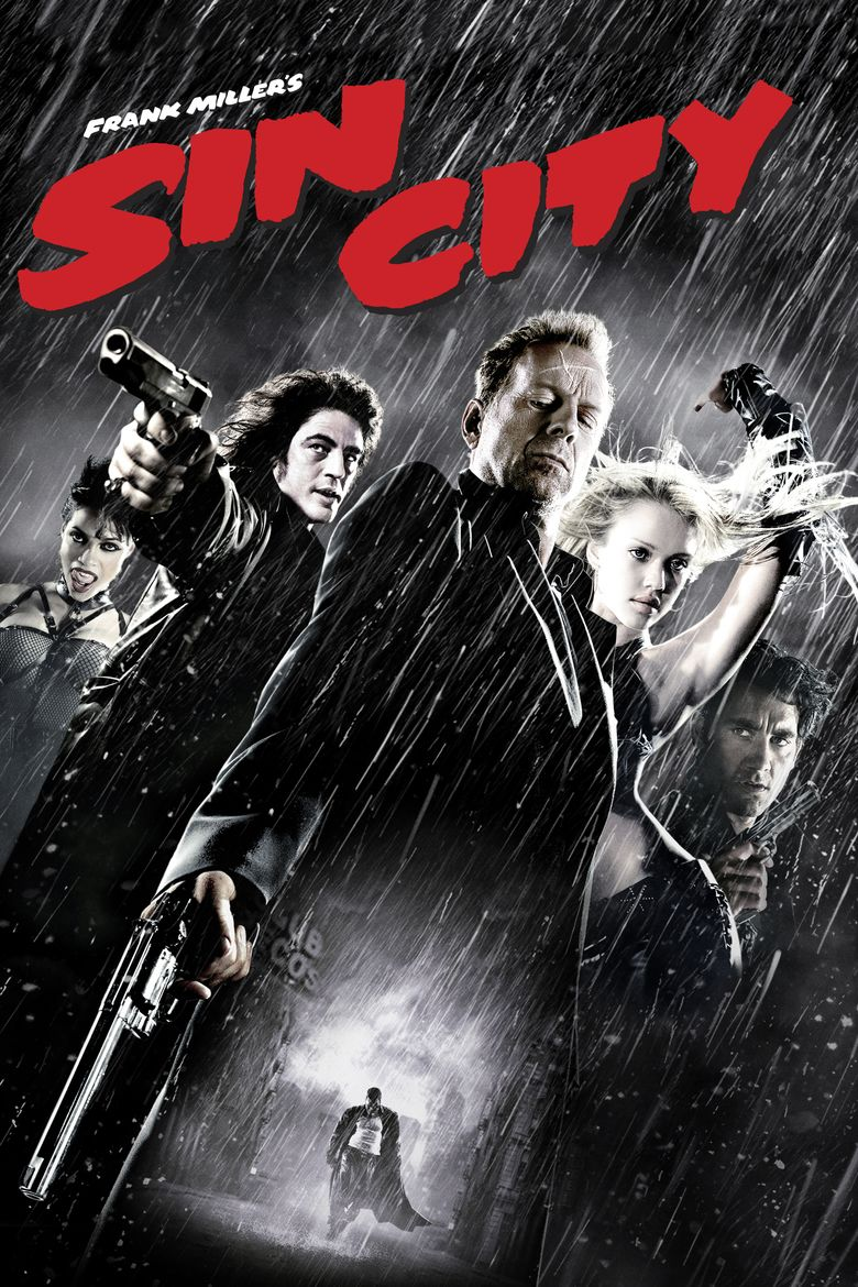 Image result for sin city movie poster