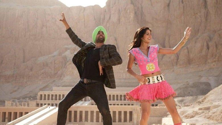 Singh Is Kinng movie scenes