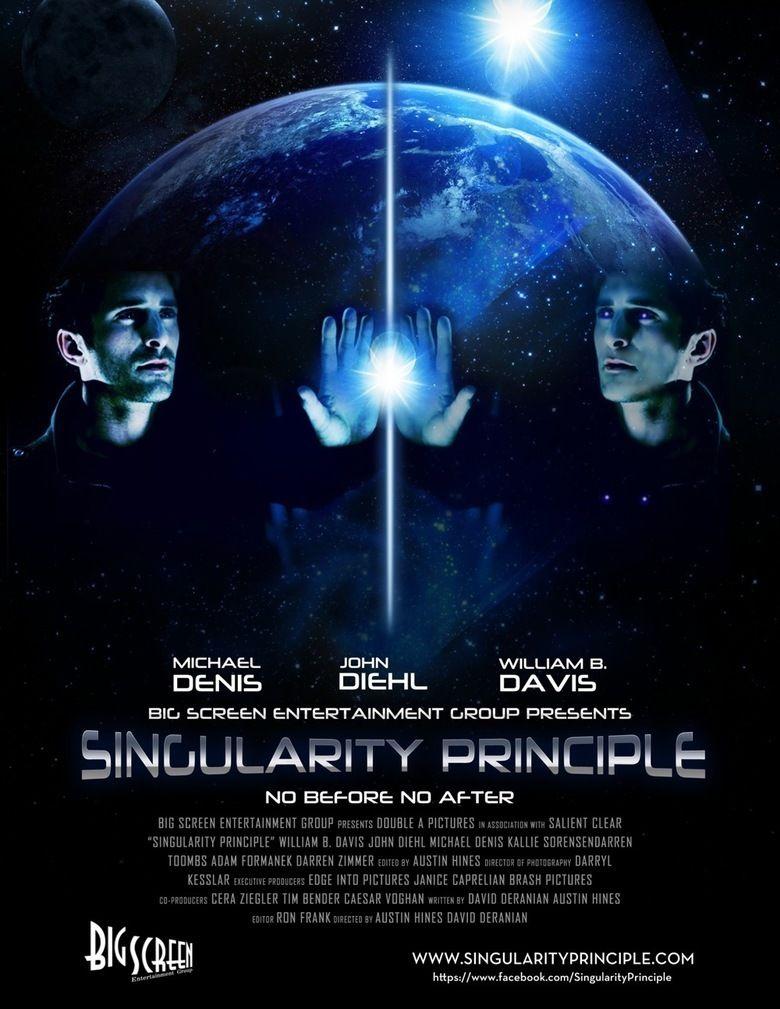 Singularity Principle movie poster