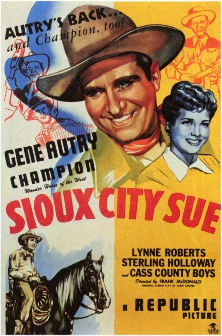 Sioux City Sue (film) movie poster