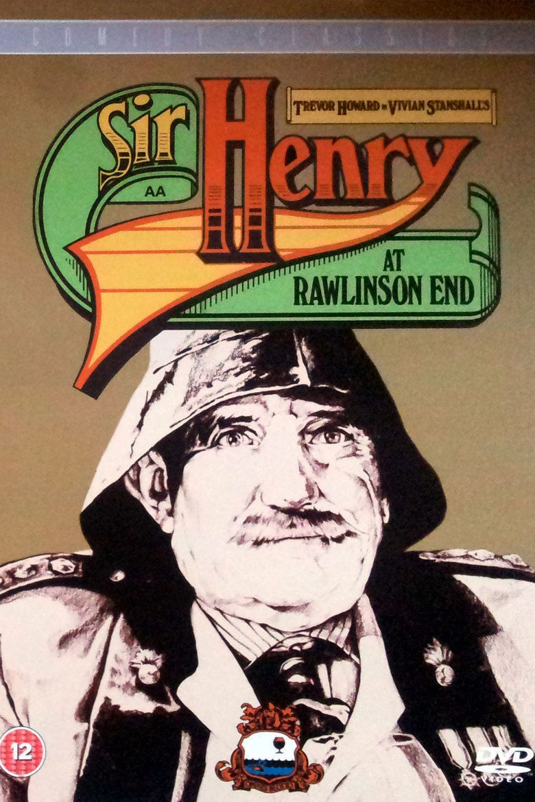 Sir Henry at Rawlinson End (film) movie poster
