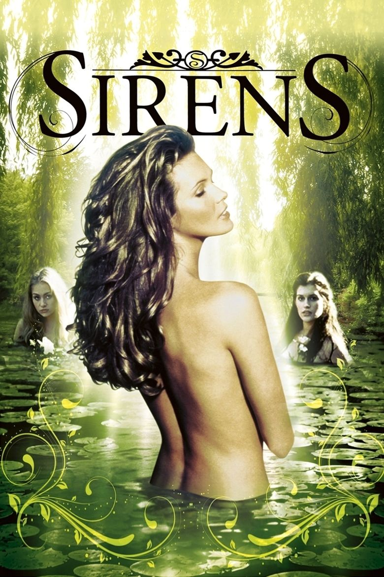 Sirens (1994 film) movie poster