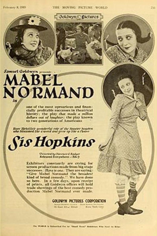Sis Hopkins movie poster