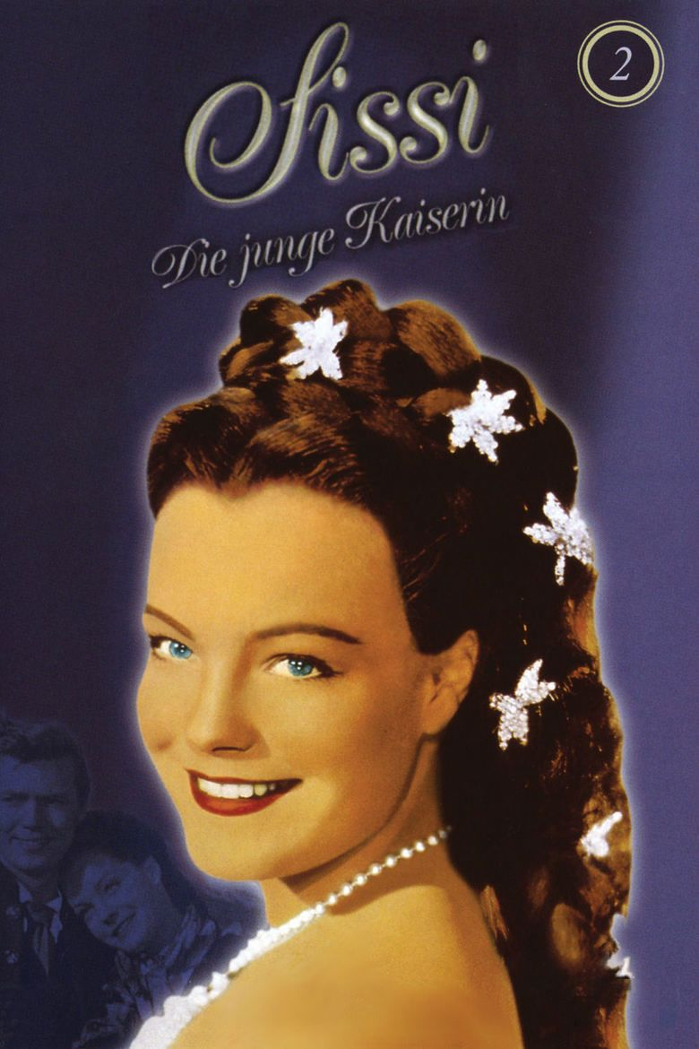 Sissi The Young Empress movie poster