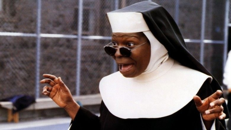 Sister Act 2: Back in the Habit movie scenes