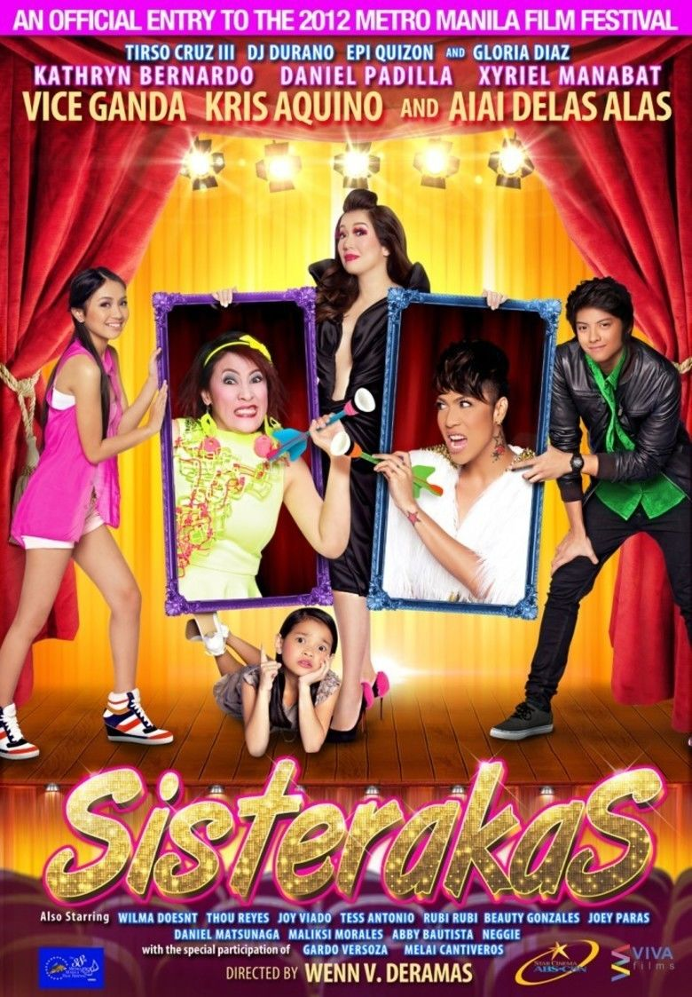 Sisterakas movie poster