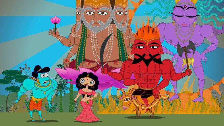 Sita Sings the Blues movie scenes