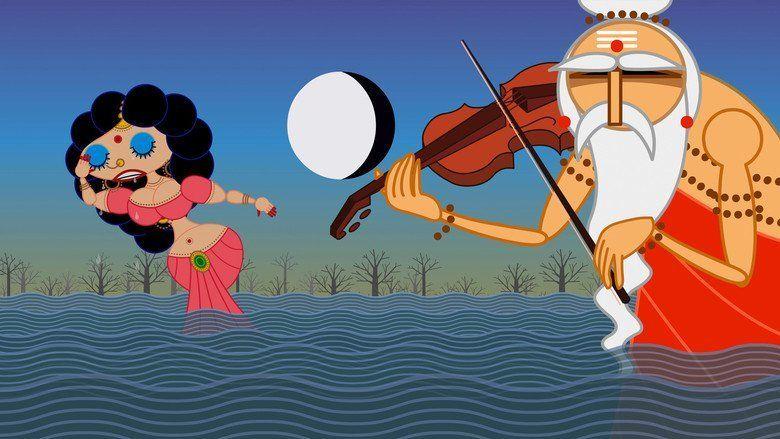 sita sings the blues a portrayal